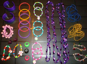 PARTY PACKAGERS - Necklace, Bracelet, Ring (NEW & LIKE-NEW)
