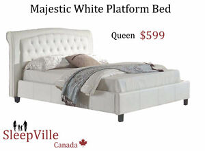 *Majestic Queen Bed (Premium Quality) *FREE Same Day Delivery*
