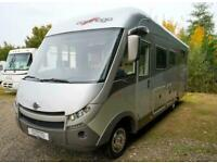 Carthago Chic S Plus 52 Queen Island Bed. 3.0 IVECO Automatic Rear Wheel Drive