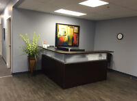 EXECUTIVE OFFICE SPACE AVAILABLE - ONE MONTH FREE RENT!!