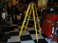 6 FT Step Ladder,Davidson