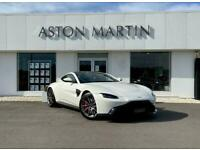 2018 Aston Martin Vantage 2dr ZF 8 Speed Automatic Petrol Coupe