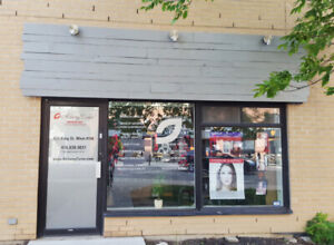 Creative King West Shared Salon/Studio space for lease!