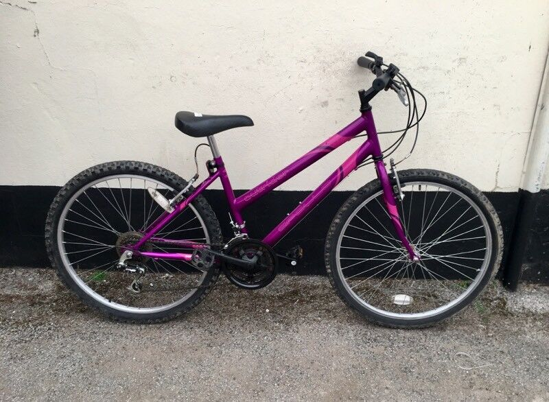 "LADIES APOLLO MOUNTAIN BIKE 16"" FRAME £45"