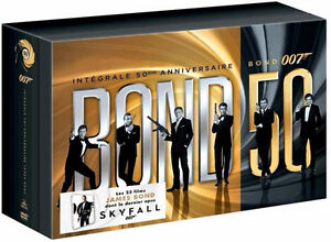 Coffret Blu-ray des 50 ans de James Bond Lac-Saint-Jean Saguenay-Lac-Saint-Jean image 2