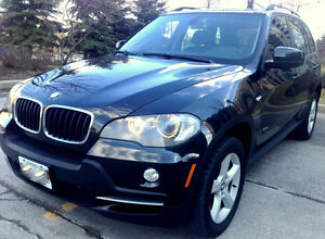 2008 BMW X5, 3.0SI ,Navi, Panoramic, backup camera,Xenon, SAFETY
