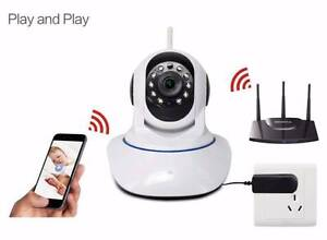 BRAND NEW IP Camera with Wireless For Baby & House Monitoring North Parramatta Parramatta Area Preview