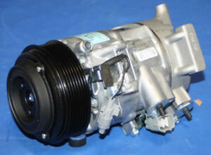 New GPD AC Compressor With Clutch for Lexus Gs300 Is250 Is350