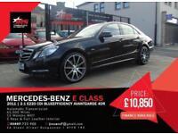 2011 Mercedes-Benz E Class 2.1 E220 CDI BlueEFFICIENCY Avantgarde 4dr