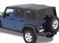 Jeep JK Soft top (4 door)