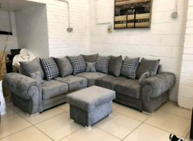 2c2 Verona Corner With Scatter Back Cushions