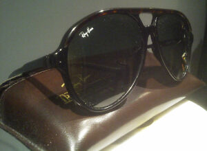 VINTAGE 1980 RAY-BAN TRADITIONALS BAUSCH & LOMB L1668 AVIATOR SU