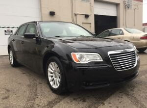 2012 Chrysler 300 6 Months powertrain warranty included.