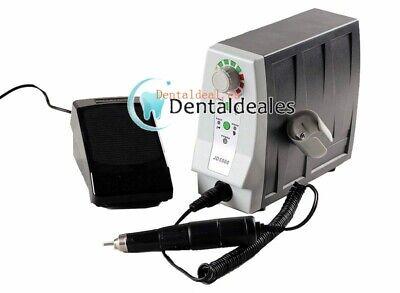 JSDA Multifunción Micromotor Eléctrico manicura pedicura uña pulidora dental 35K