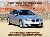 2007 BMW 3 SERIES 3.0 335I M SPORT 2D 302 BHP