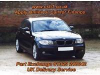 2007 07 BMW 1 SERIES 2.0 120D M SPORT 5D 161 BHP DIESEL