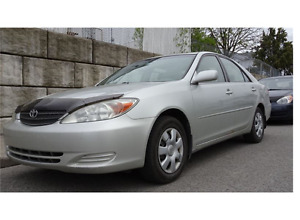 2003 Toyota Camry LE Berline