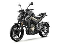 WK Bikes CF MOTO 250NK ABS BRAND NEW MODEL -