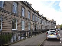 Beautiful Victorian two double bedroom apartment in highly desirable street in Edinburgh's West End.