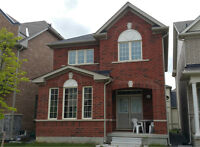 NEW 3-BEDROOM  HOUSE  for RENT IN MARKHAM -- $1,900/mnth
