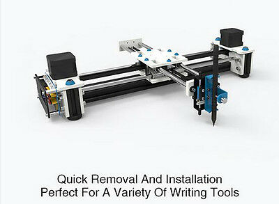 Diy Plotter Pen Drawing 1600mw Laser Engraving Machine Robot Writing Signature