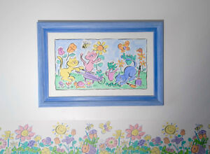 Wall Art Decor for Baby or Child
