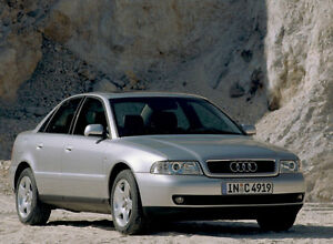 Wanted! Audi B5 A4