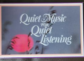 Quiet Music for Quiet Listening Cassette Compilation