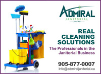 Commercial Cleaning, Disinfection Spraying & Deep Clean