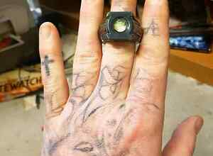 Green Lantern adult ring first $20 takes it