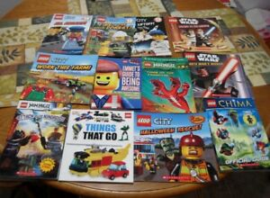 Lego  books great shape $20 for all 12