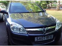 Vauxhall Astra 1.4 facelift model