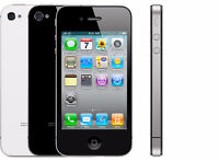 iphone4s work with  bell and virgin mobile with charger $119