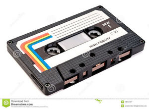 WANTED!!! Old Cassette Tapes For School Project FREE!!!