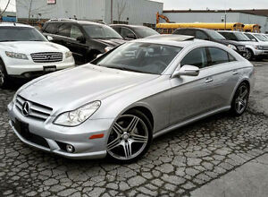 2011 MERCEDES BENZ CLS550 AMG | ACCIDENT-FREE | WARRANTY |