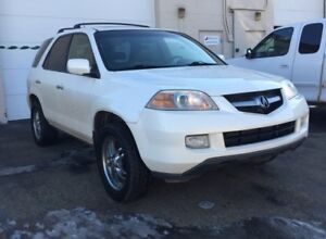 2006 Acura MDX Touring With Navigation System and Rear