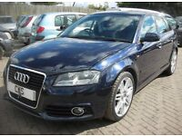 2011 Audi A3 S line breaking for parts