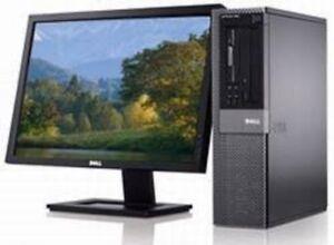 C2D, i5, i7 Desktops