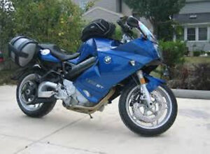 BMW F800 St Touring Bike