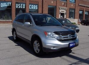 2011 Honda CR-V EX SUV, Crossover London Ontario image 1