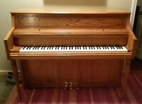 Samick Piano for sale from Piano Technician
