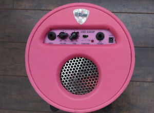 Portable Battery Powered Guitar Practice Amp