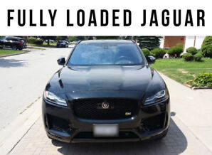 ★2018 Jaguar F PACE - $1002/month - Lease takeover★