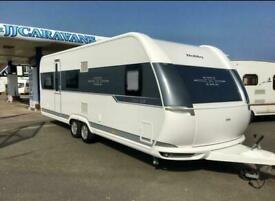 2014 HOBBY 645 VIP 5 berth Fixed bed awning
