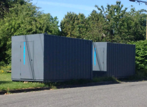 SEA CONTAINERS witj or with out domes!