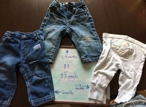 Baby clothes! 0-12 months, over 40 items, boy and girl Kitchener / Waterloo Kitchener Area image 8