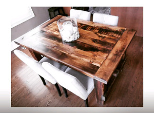 Local Canadian Handcrafted Furniture