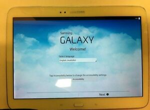 Samsung Galaxy Tab 3 10.1 inch WiFi with 16 GB Memory Card Artarmon Willoughby Area Preview