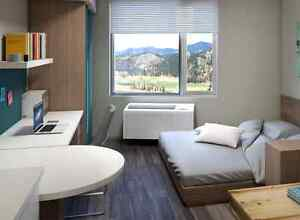 UBCO Studio Apartment available Oct 1st - Fully Furnished