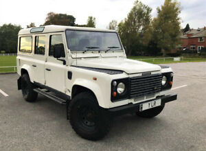 2003 Land Rover Defender Country SUV, Crossover